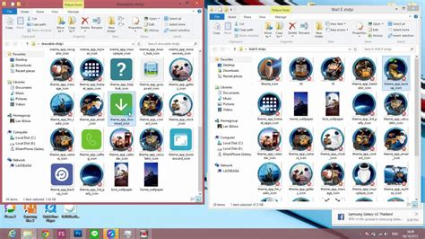 Themes Samsung Java | how to make your own samsung galaxy a e theme youtube