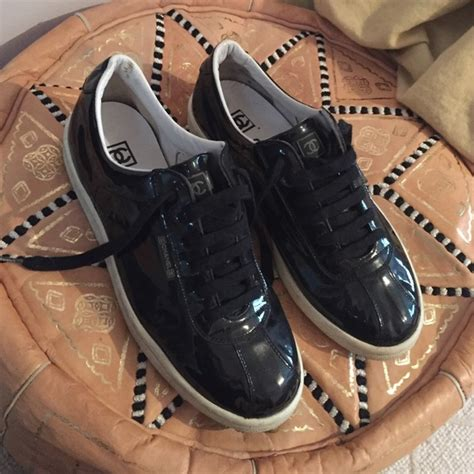 chanel sport shoes 63 chanel shoes chanel vintage lace up sneakers