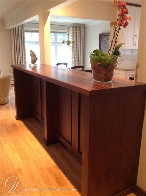 Countertops Barrie by Walnut Island Counter In Barrie Ontario Canada