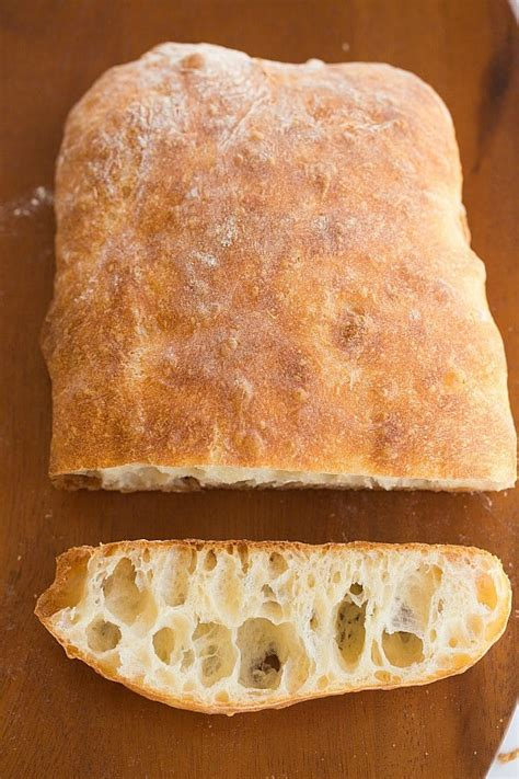 scow bread recipe ciabatta bread recipe
