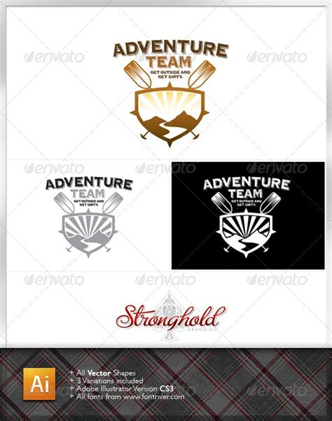 dafont adventure 1000 images about logo templates on pinterest