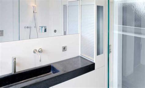 kalkputz bad raumwunder bad auf 6 qm waschbecken wc selbst de