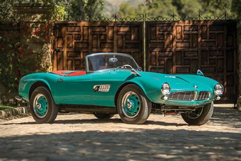1957 bmw 507 roadster series i uncrate