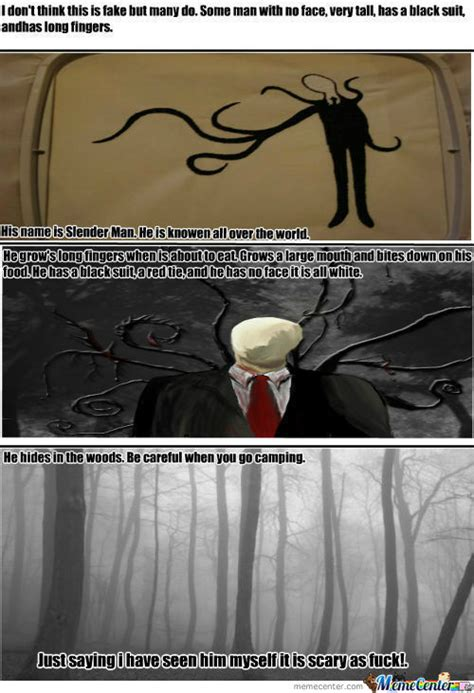 Slenderman Meme - rmx slender man by belthazor meme center