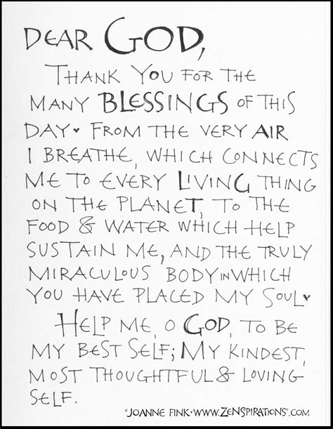appreciation letter to god a gratitude inspired zenspirations