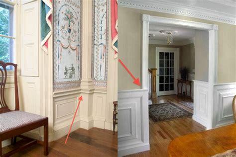 kitchen chair rail ideas ideas design installing chair rail interior