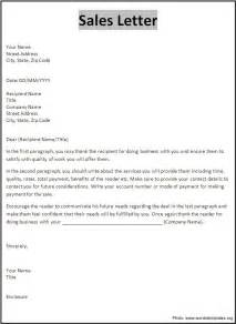 Effective Cover Letter Sles by Top Ten Objectives Of A Sales Letter Meam Marketing