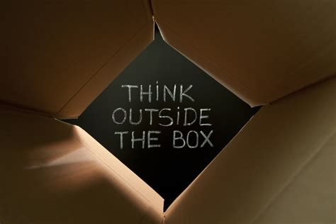 outside the box a can you think outside of the box wonderopolis