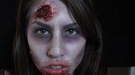 youtube tutorial zombie left 4 dead the walking dead zombie makeup tutorial