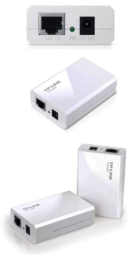 Tp Link Tl Poe200 Poe Delivers Power And Data Through A Single Etherne tp link tl poe200 power ethernet adapter kit tl poe200 pc gear