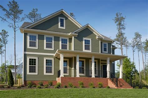 stylecraft homes hallsley richmond virginia