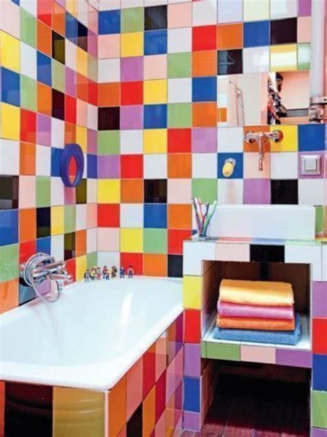Colorful Tiles For Bathroom by 10 Colourful Ideas For Your Bathroom Asian Interior Design