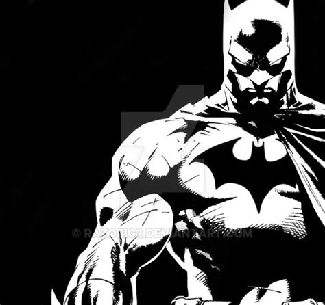 black n white batman black n white by razorig2 on deviantart