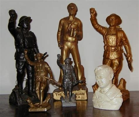 Charles Keith 607 e m viquesney s miniature doughboys the e m viquesney doughboy database