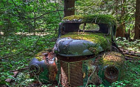 Car Wallpapers Desktops Forest by Rust In The Forest Other Cars Background Wallpapers On
