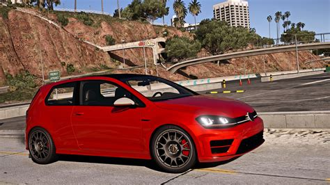 volkswagen ads 2014 golf r 2014 red www pixshark com images galleries with
