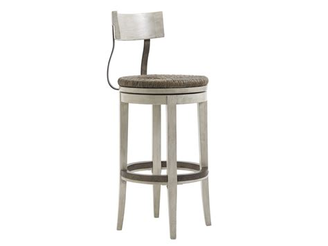 swivel bar stools oyster bay merrick swivel bar stool home brands