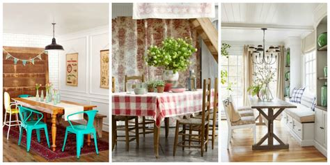 Country Dining Room Decorating Ideas by 85 Best Dining Room Decorating Ideas Country Dining Room