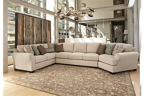 kinning linen sectional ashley furniture linen sectional trend home design and decor