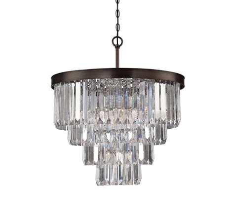 Odeon Crystal Chandelier Restoration Hardware 1920 S Odeon Glass Crystal Fringe 3