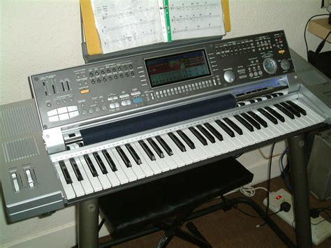 Keyboard Arranger Roland yamaha tyros tuition korg roland arranger keyboards in lingfield expired friday ad