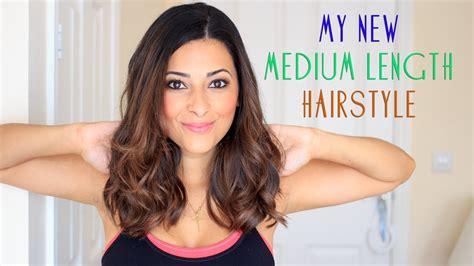My Hairstyles by My Medium Length Hairstyle 2013 2 Ysis Lorenna
