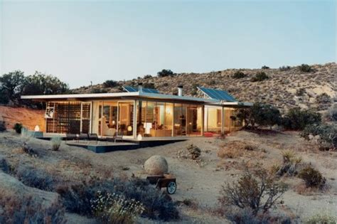 Architecture 187 off grid homes plans 187 off grid homes in desert image