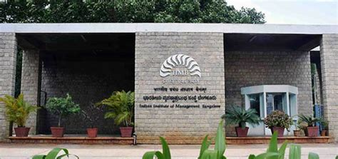 Iim Bangalore Executive Mba Requirements by Rendezvous With Indian Institute Of Management Bangalore