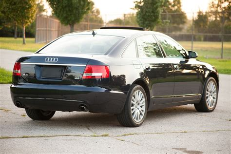 Used Audi A6 For Sale by 2007 Used Audi A6 Quattro For Sale