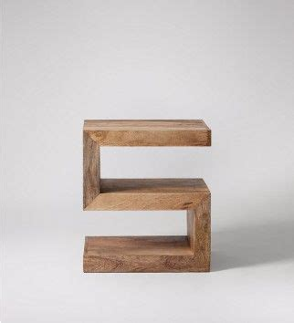 chunky plywood bedside table by soap designs the 25 best ideas about bedside tables on pinterest