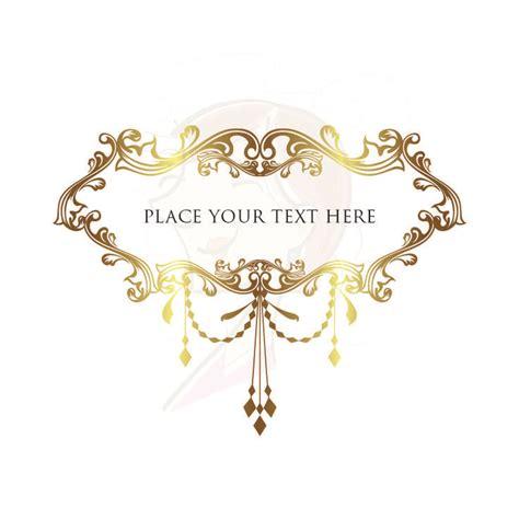 Wedding Vintage Border Design by Gold Vintage Wedding Clip Gold Vintage Chandelier