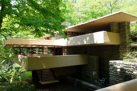 Falling Water frank lloyd wright s fallingwater explained architecture