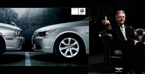 mercedes vs bmw ads brand wars of cars drivesmart en