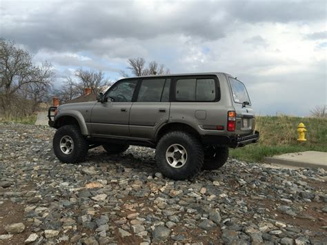 1997 Toyota Land Cruiser 40th Anniversary Edition For Sale 1997 Toyota Land Cruiser 40th Anniversary