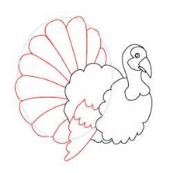 drawings of turkeys turkey drawings