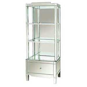 Mirror Bookcase Catherine Mirrored Glass Etagere And Luxury Kid