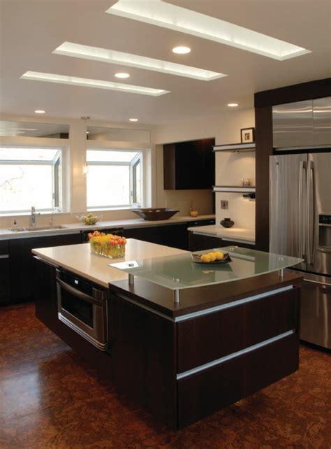Faux Plafond Cuisine Design by Maison Styl 233 E Contemporaine 224 L Aide De Plafond Moderne