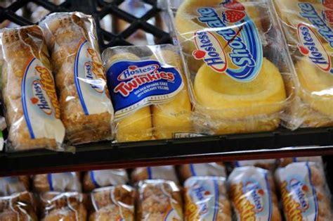 Twinkies Shelf by Twinkies May Be Back On Shelves By Summer Greenwich Firm