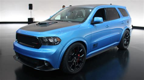Dodge Durango Shaker concept: A 392 V8 in front of six
