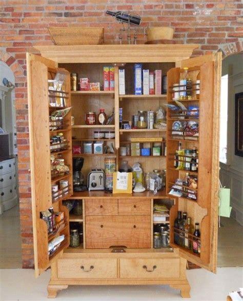 kitchen storage cabinets  standing kitchen pantry