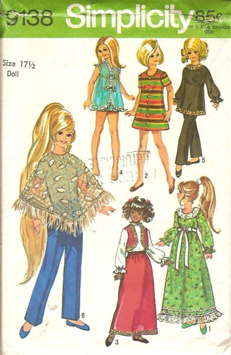 17 best images about vintage kitch sewing on pinterest free sewing fabric covered and sewing 17 best images about barbie doll clothes patterns on