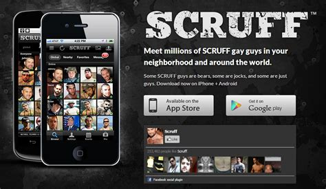 scruff app for android social network scruff coming to windows phone you can help beta test windows central