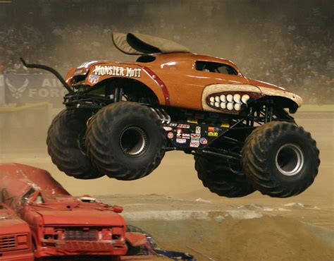 monster mutt monster truck videos the monster trucks of mount monstracity finished for