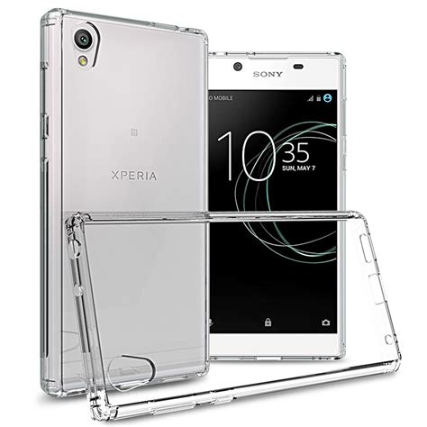 Hybrid Transparent Soft Cover Casing Bening Sony Xperia Z3 clear hybrid tpu bumper back phone cover for sony xperia l1 ebay