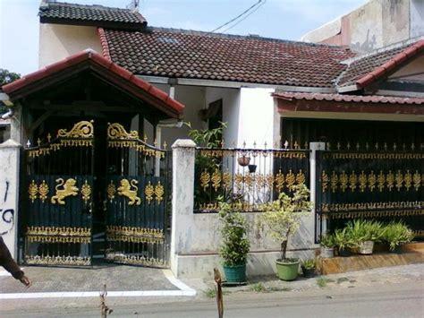 Lu Hias Untuk Pagar Rumah Idaman Keluarga Kami Dijual Rumah Depan Jalan