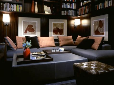 all black living room small house designs modern rooms planning modernholic