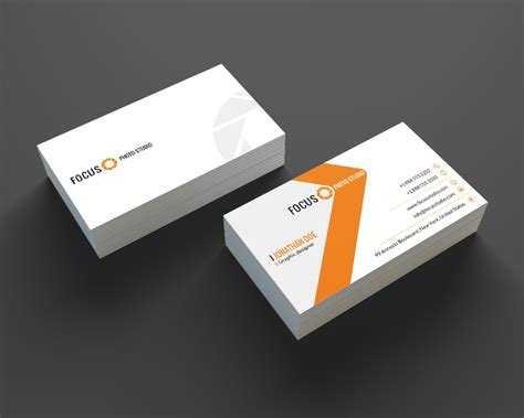 300 Dpi Business Card Template Pixels by Photographer Business Card Se0202 Business Card