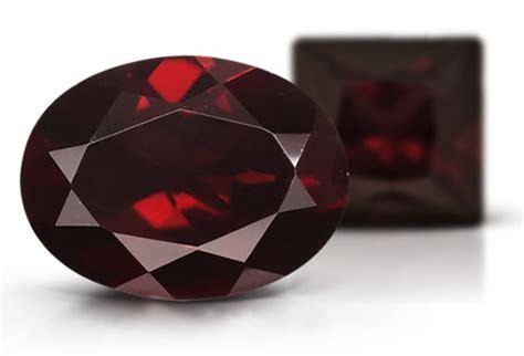 Garnet Pyrope pyrope garnet gemstone information gemopedia by jtv