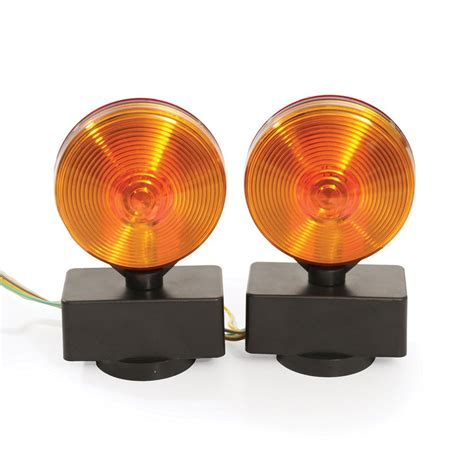 Magnetic Lights by Magnetic Tow Lights Direcsource Ltd Mtl12v Car Towing