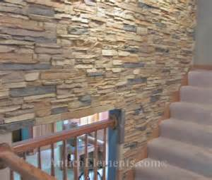 how to paint faux rock wall interlocking panels